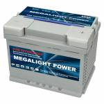 Akumulator Megalight AGM 12V 65Ah P+