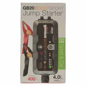 Booster NOCO Genius GB20 Jump Starting 12V 400A